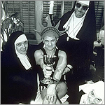Mark canonised by the Sisters of Perpetual Indulgence