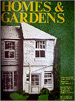 Homes and Gardens poster
