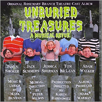 Unburied Treasures album