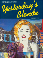 Yesterday's Blonde book cover